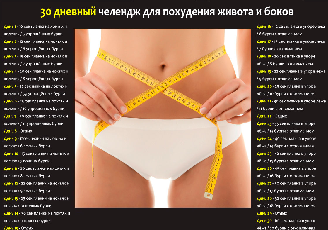 Как можно убрать живот и похудеть в  668