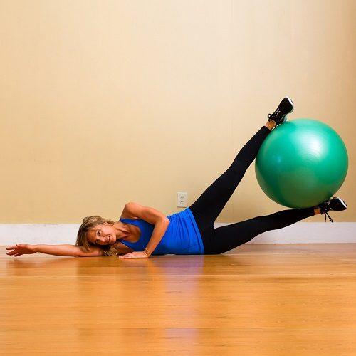 Супер упражнения для внутренней стороны бедра