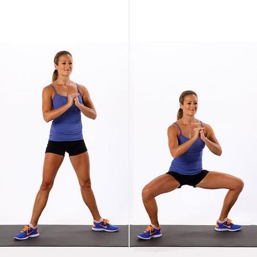 18 тренировок от Николь Стин для ягодиц и для похудения