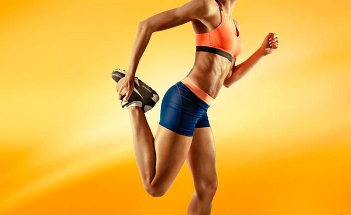 Набор мышечной массы при занятиях бегом