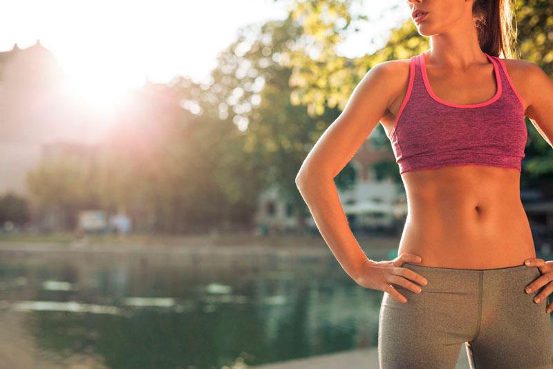 Процент жира в организме женщины норма