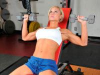 Программа силовых упражнений для сжигания жира для женщин