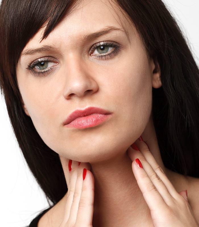 Гормоны щитовидной железы и вес