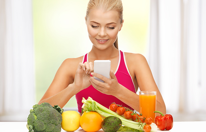 Правильное питание на снижение веса