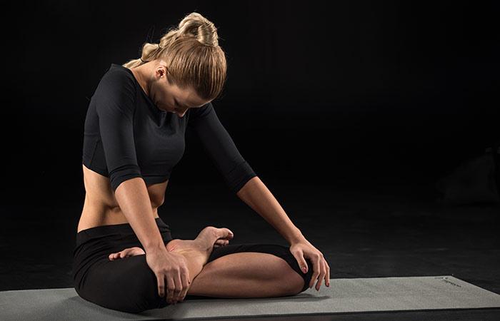 Комплексы упражнений йога для похудения