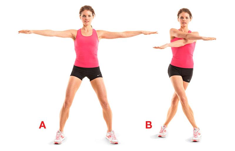 скачать бесплатно упражнение дому для похудения