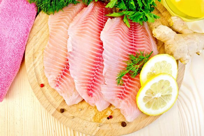 Рыба - телапия