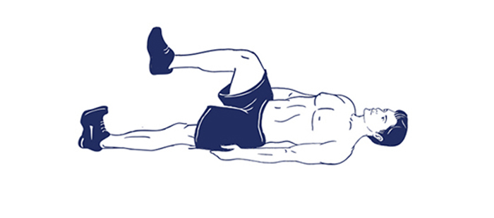 Поднятия ног