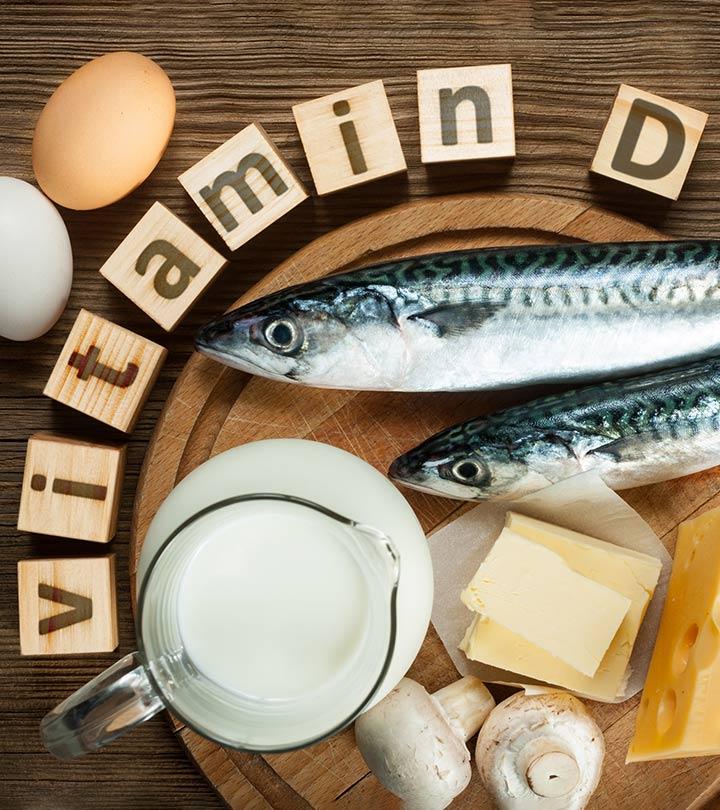 Солнечный витамин Д: в каких продуктах содержится и в каком количестве?