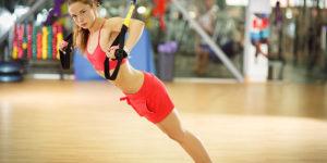 10 эффективных TRX-упражнений на все группы мышц