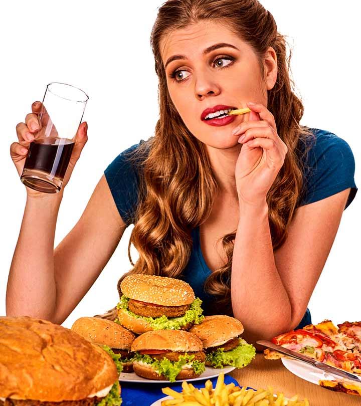 Почему я очень много ем