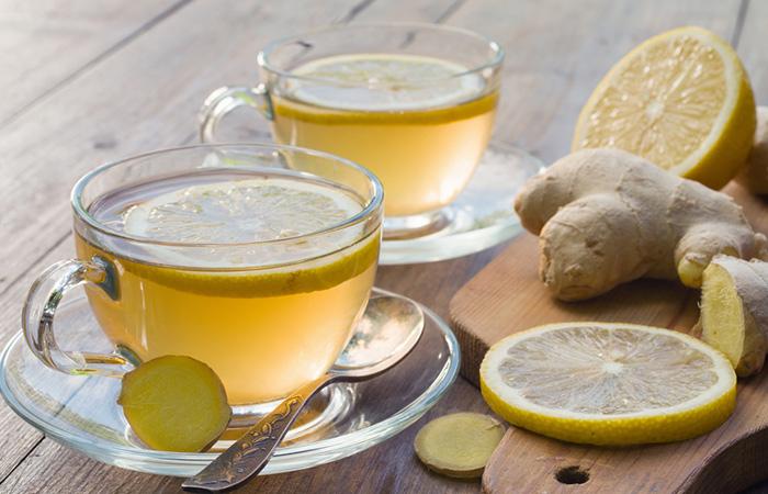 Чай из корня имбиря для похудения