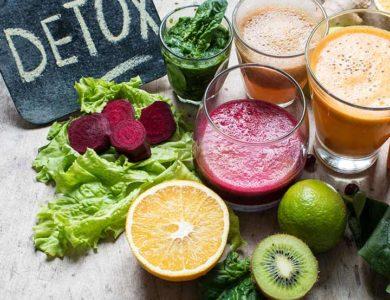 План детокс диеты для очистки организма и похудения: полное руководство