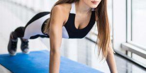 21 вид упражнения планка для укрепления мышц кора и спины
