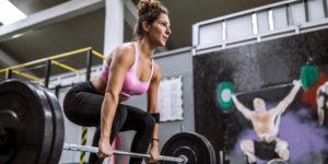 Как правильно делать становую тягу: техника выполнения для начинающих девушек