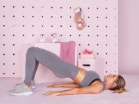 Ягодичный мостик для прокачки ягодиц: техника и советы по выполнению упражнения в 2-х вариантах
