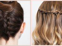 16 простых уроков по плетению кос для начинающих с фото и видео