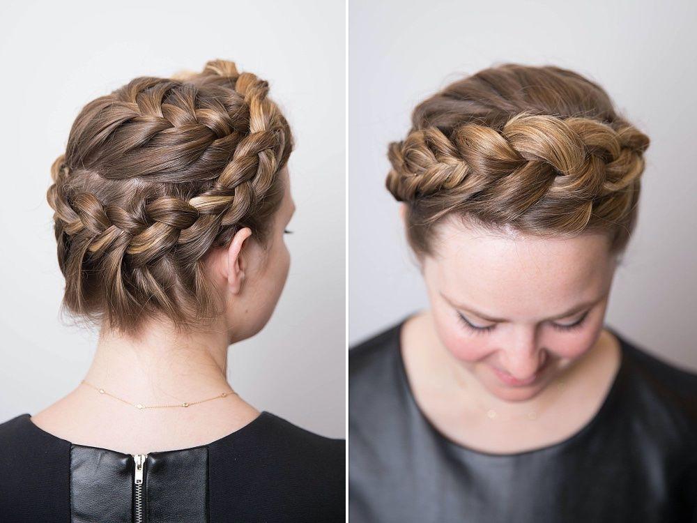 Коса «спираль»