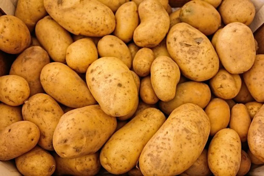 Картофель для масок