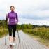 Как заниматься скандинавской ходьбой для похудения?