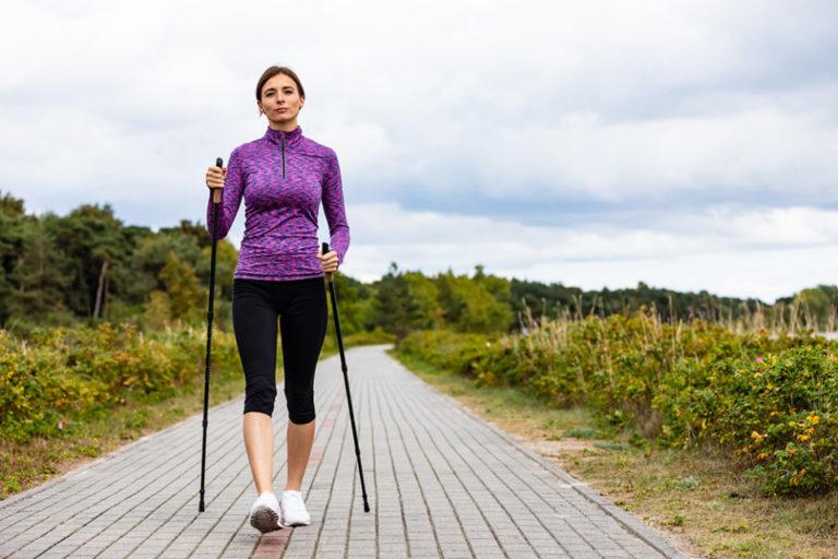 Скандинавская Ходьба Для Похудения Видео. Скандинавская ходьба для похудения: польза и правильная техника
