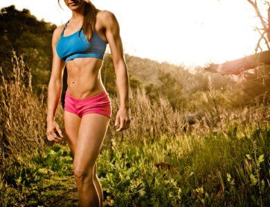 Что такое сушка тела для девушек — рацион питания и упражнения